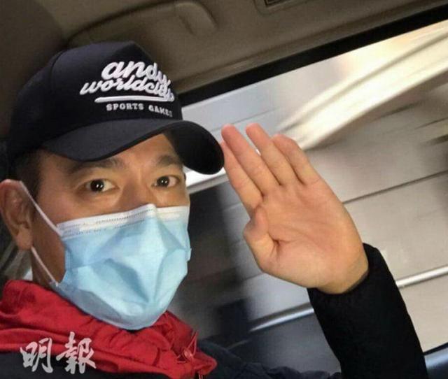 刘德华自夸硬朗 上传影片:定会向前迈出第一步