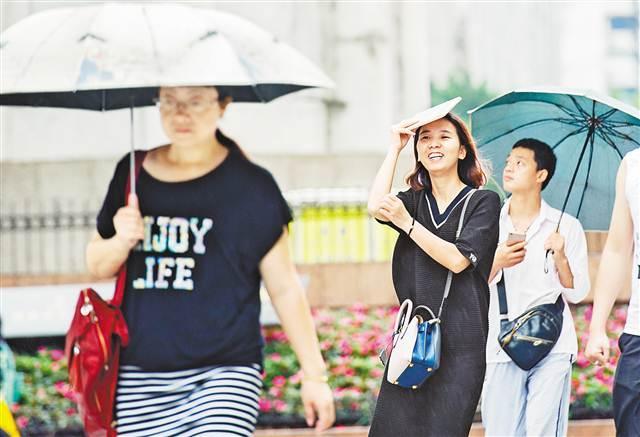 连日阴雨气温骤降 今日局部地区仍有暴雨