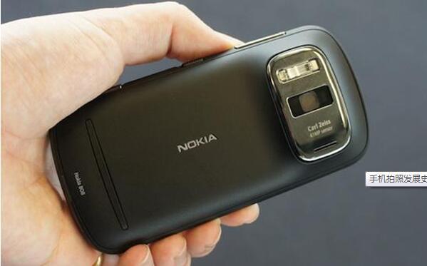 手机拍照发展史:从入门到专业再到趣味