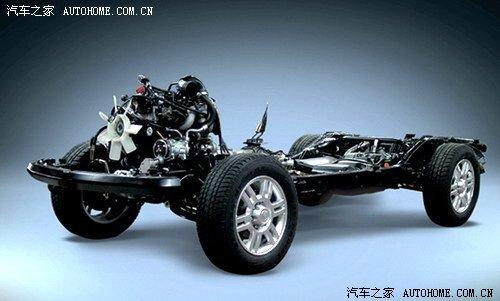 汽车底盘配件_发动机配件有哪些