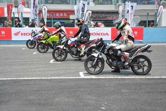 Honda统一赛事颁奖仪式与摩博会同步启幕