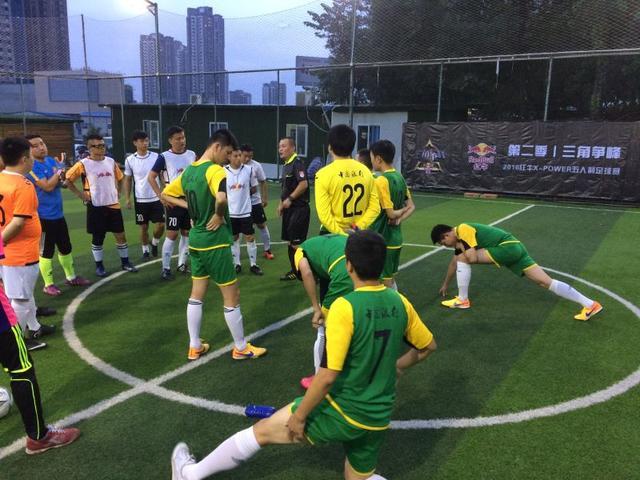 三角争锋五人制足球赛开打 冠军将参加全国总