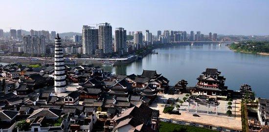 合川2012年投入3.81亿元助推旅游升档