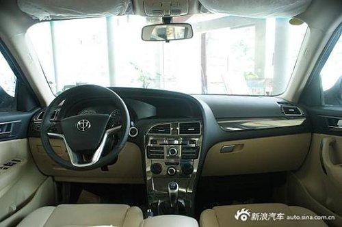 2012款中华V5