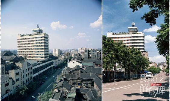 那些你从没见过的重庆老照片 在解放碑开展啦!