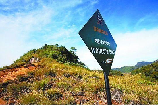 """在斯里兰卡寻找""""世界尽头"""""""