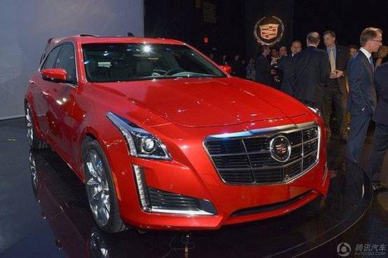 [国内车讯]凯迪拉克年内将推出4款全新车型
