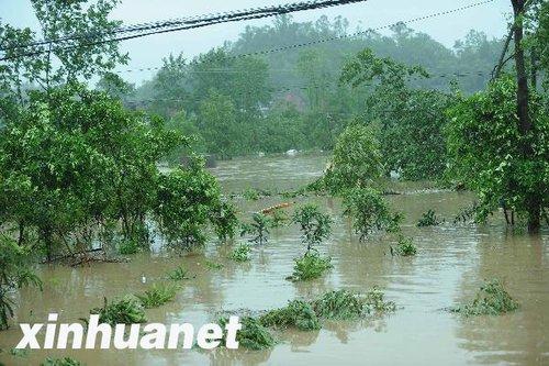 重庆发生大风暴雨灾害 已导致31人死亡1人失踪
