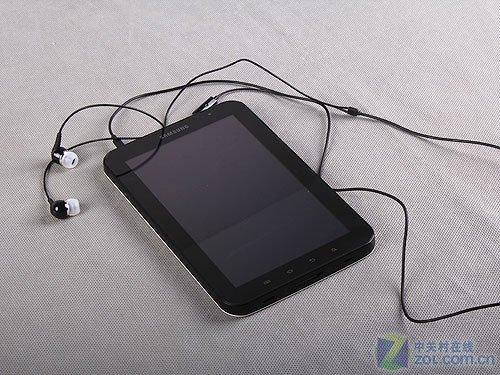 和iPad较劲 三星GALAXY Tab P1000评测