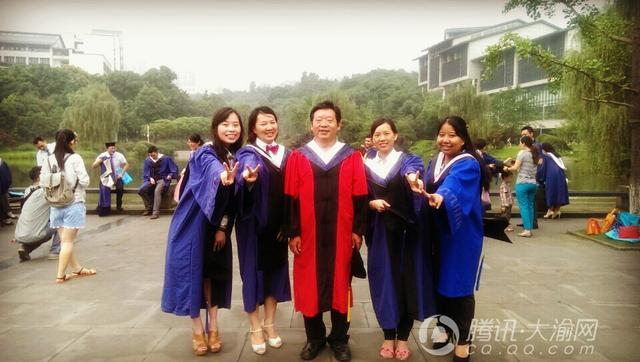 倾心为人师 品正为人范 专访重庆理工大学MBA名师陈元刚教授