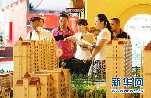 调查:楼市新政出台三月 多地房价仍未下降