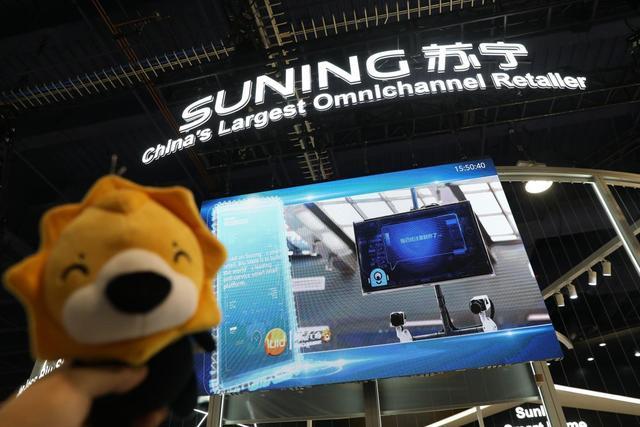 中国企业闪耀CES2018 零售新物种吸引全球关注