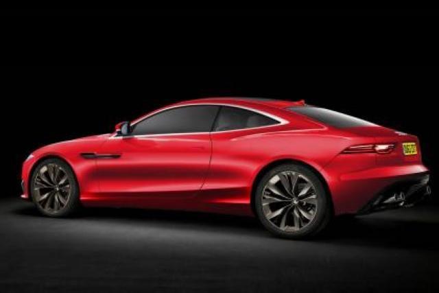[海外车讯]全新捷豹XJ Coupe效果图 替代XK