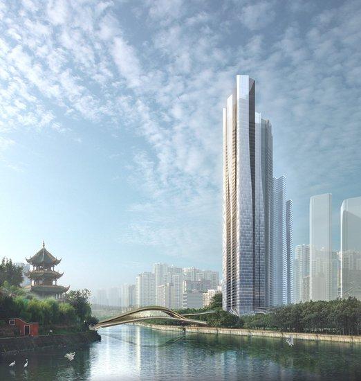 世界顶级酒店 文华东方酒店入驻西部