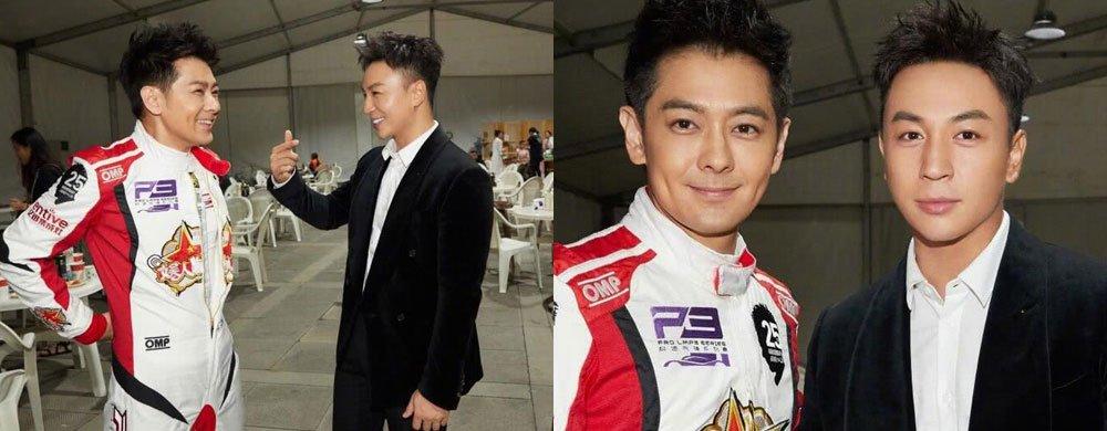 林志颖释小龙24年后帅气同框合照,网友:你已长大,他还未老