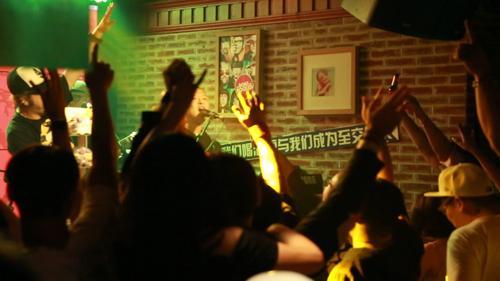 贺壹轮圆满 解放碑棉花酒吧迎来12年周年庆