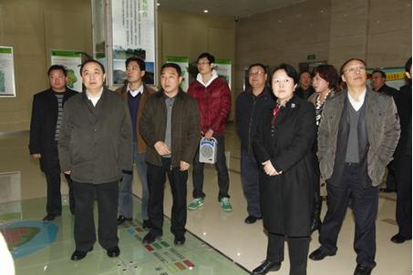 人力资源和社会保障部副部长杨志明来渝考察