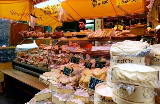 巴黎菜市场 历史创造的历史奇迹5