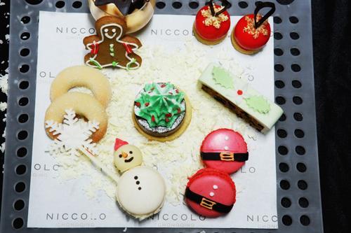 天际酒店重庆尼依格罗精彩圣诞新年活动