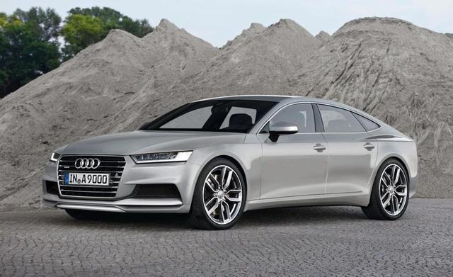 八款全新四门轿跑车前瞻 美观和实用兼具