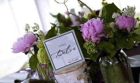 国外唯美婚礼现场花艺赏析