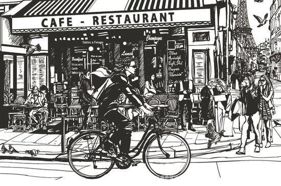 巴黎菜市场 历史创造的历史奇迹4