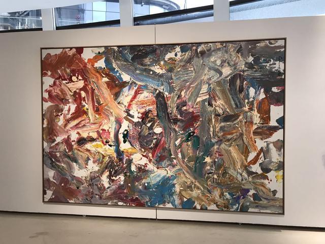 20位顶尖艺术家带来重庆史上最高规格抽象绘画展