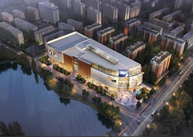 安庆苏宁广场规划图