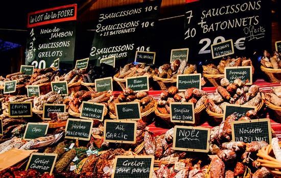 巴黎菜市场 历史创造的历史奇迹3