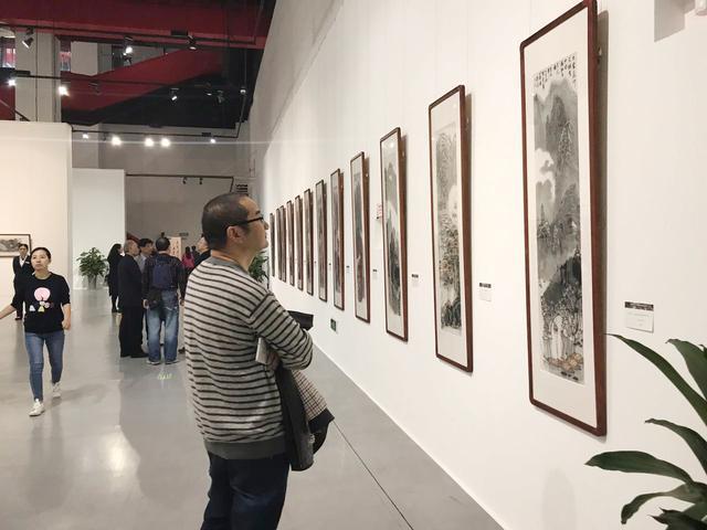 《家园—黄格胜国画展》国内巡回展来渝