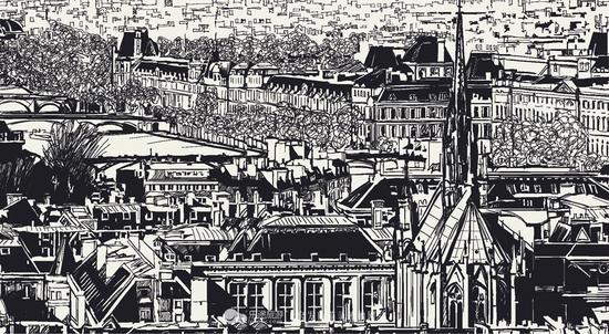 巴黎菜市场 历史创造的历史奇迹