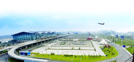 空港新城打造总部之城 一栋大楼可创效益上百亿