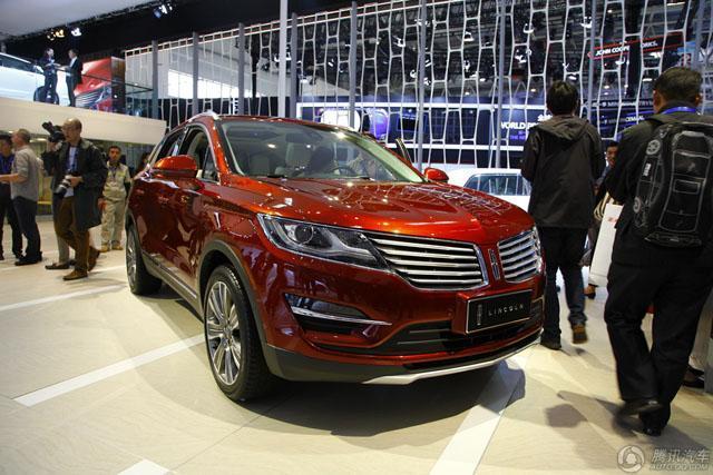 北京车展25款重磅SUV汇总 保时捷Macan领衔