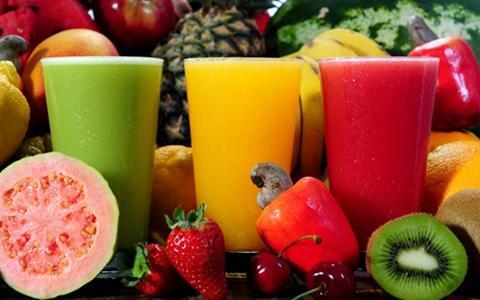 香甜的果汁真的健康吗?