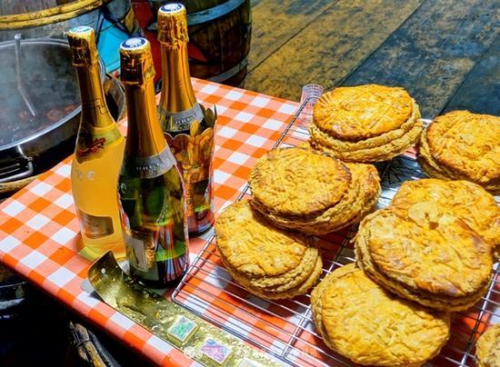 巴黎菜市场 历史创造的历史奇迹2