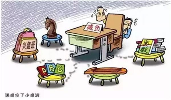 教育部:课业负担重 问题很严重