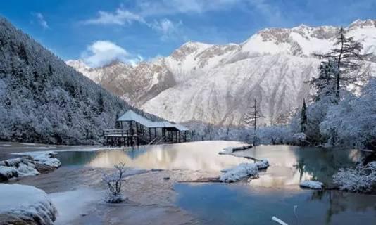 12月国内最迷人的12个地方 你该出去走走了