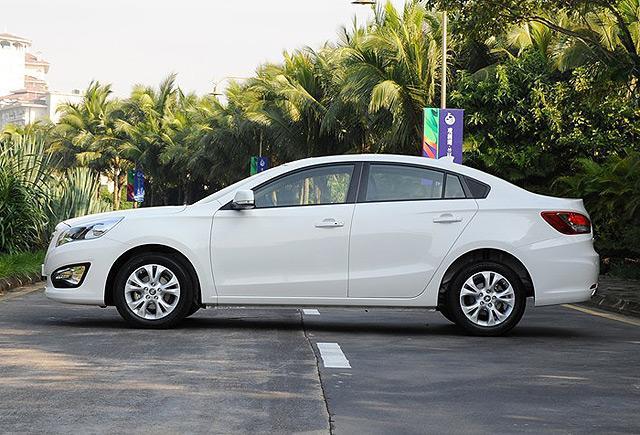 [国内车讯]海马全新福美来M5将于5月上市