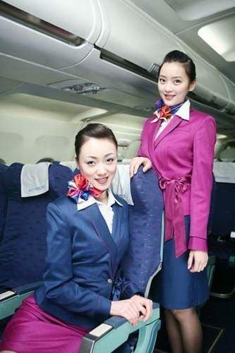 寻找最美空姐 国内航空公司服务体验大比拼图片
