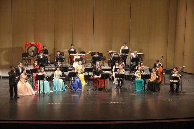 重庆市第二届市民音乐会 中国广播民族乐团来渝