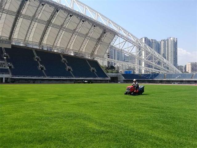升级赛场设施!万州正在筹备国际足球赛