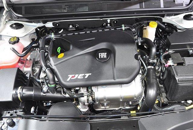 广汽菲亚特ottimo致悦1.4t涡轮发动机高清图片