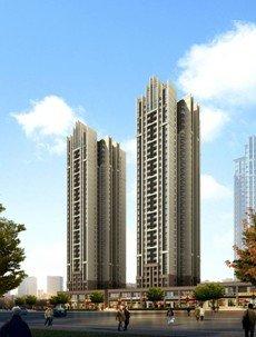 华港翡翠城57-106㎡高层推出在即VIP最后升级中