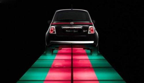 Gucci版菲亚特500发布 2012年引入中国