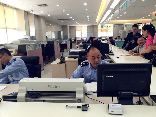 高效能服务 丰都县行政服务中心无一例有效投诉