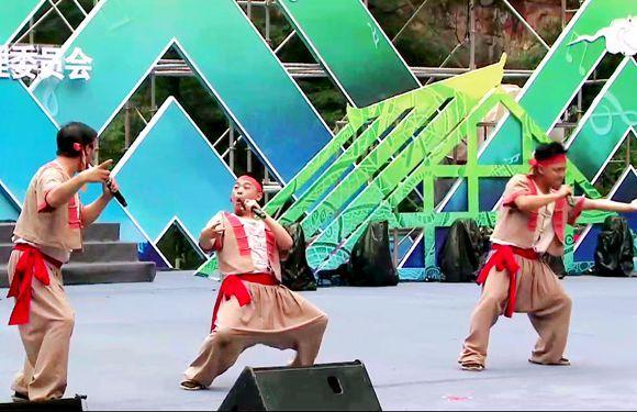 开州《螃蟹调》获第八届重庆市乡村文艺会演一等奖
