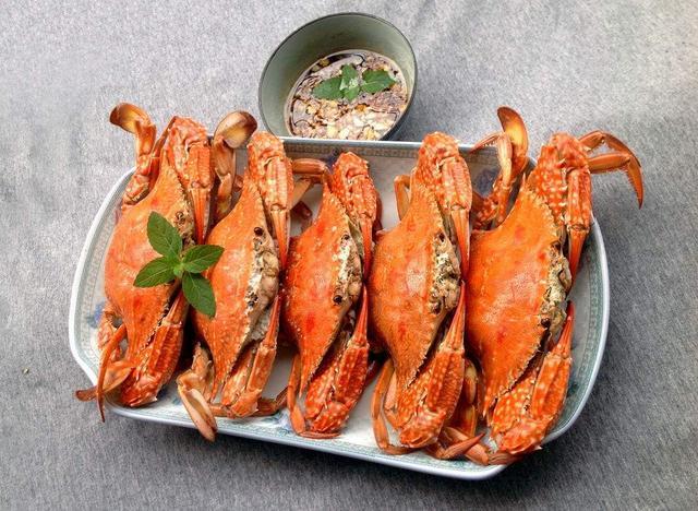 5个柿子4个螃蟹7根黄瓜3斤爬虾把肠道堵了