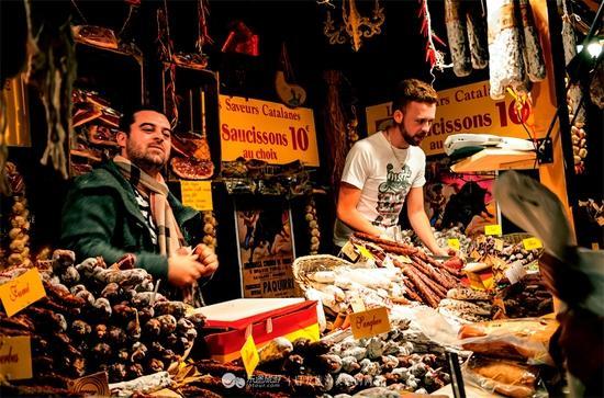 巴黎菜市场 历史创造的历史奇迹1
