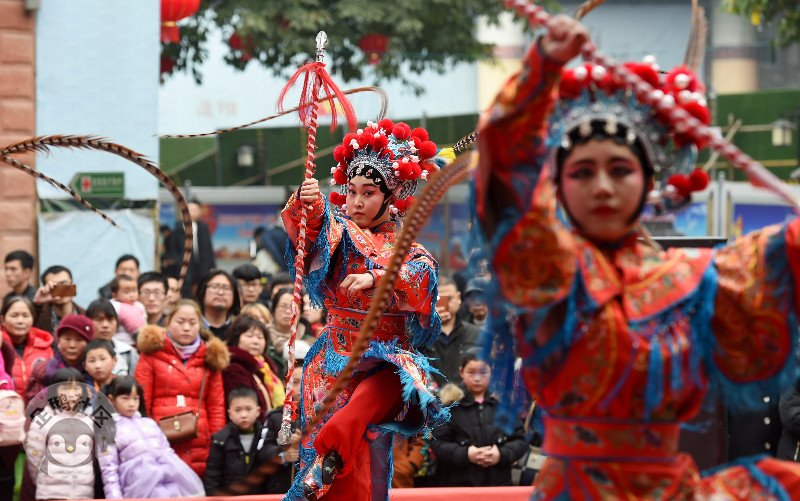 重庆15大景区春节耍法不重样