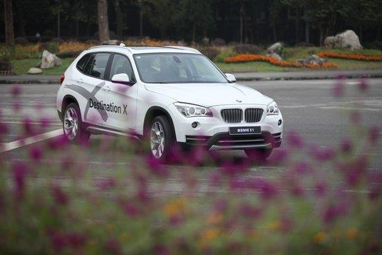 BMW X之旅在成都启动 宝马X1深度再解读